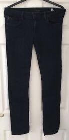 Calvin Klein stretch cotton jeans