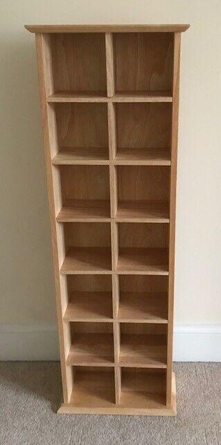 Light Oak Storage Or Display Unit In Aberdeen Gumtree