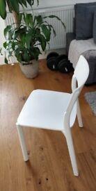 4 janinge ikea dining chairs