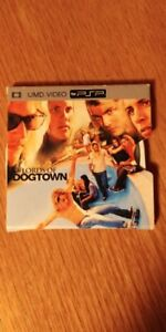 Lords of Dogtown UMD Video for PSP