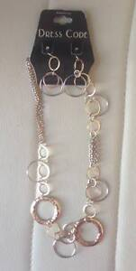New Necklace & Earrings Set