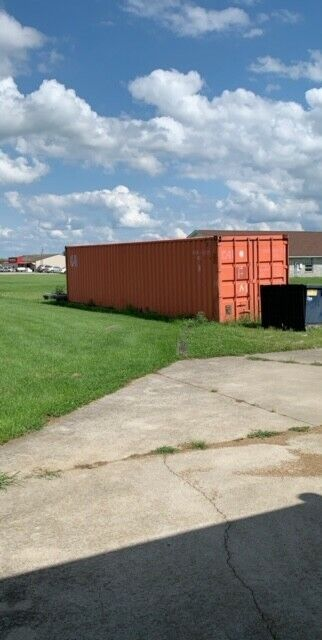 40ft Nice Watertight Shipping Container