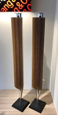 Bang & Olufsen Beolab 18 Alu - Oak Covers from 09/2019 in OVP AS NEW !!!