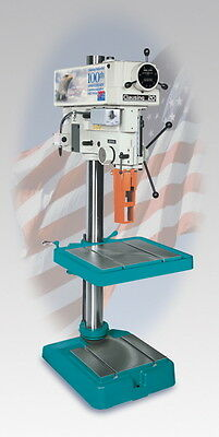 Drilling & Tapping - Drill Press Power