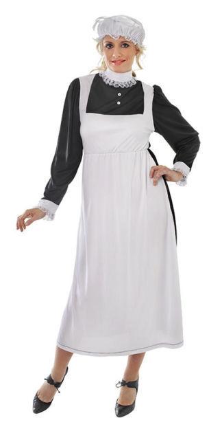 Victorian Maid Costume