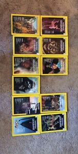 National Geographic Magazines - 1978 - 1987 to 1995