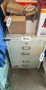 2 Drawer FILE SAFE cabinet