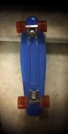 Skateboard, very good condition, Penny style - **£5**