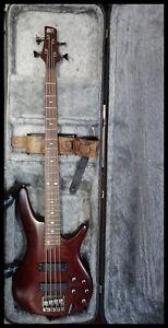 Ibanez SR500 - Brown Mahogany Bass Guitar Kitchener / Waterloo Kitchener Area image 1