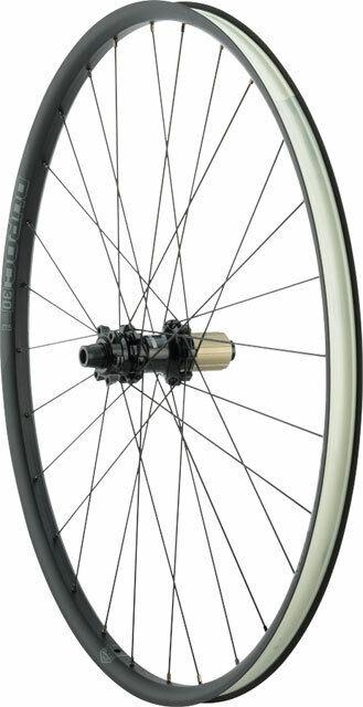 Sun Ringle Duroc 30 Expert Rear Wheel 27.5 142/QR Shimano 11/Sram XD Black
