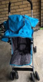 Almost Brand new Zomo Stroller for sale. .