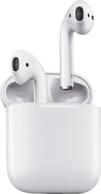 Apple AirPods Air Pods 1st Gen Bluetooth Earbuds | White | SHIPS SAME DAY! MINT