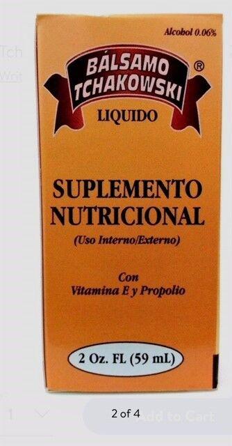 Balsamo Tchakowski liquid balsamo tchakowski orginal  3