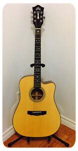GUILD Acoustic Guitar - GAD-40CE