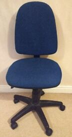 Office chair - adjustable height EXCELLENT CONDITION