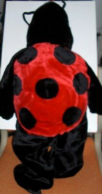 HALLOWEEN OUTFIT FOR TODDLER-VERY DETAILED- CUTE LADY BUG* - Halloween Outfits For Toddlers