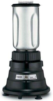 Waring Commercial Blender Black Brand New 2 Speed 32 Oz. Stainless Steel