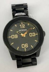 NIXON TAKE CHARGE THE CORPORAL MENS WATCH #233507 Lawnton Pine Rivers Area Preview