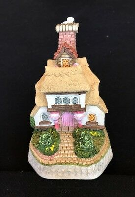 David Winter Cottages ~ STORK COTTAGE (GIRL) ~ MIB ~ COA ~ PERFECT BABY GIFT
