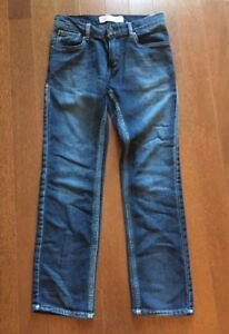 2 pairs of Levi's knit jeans slim fit