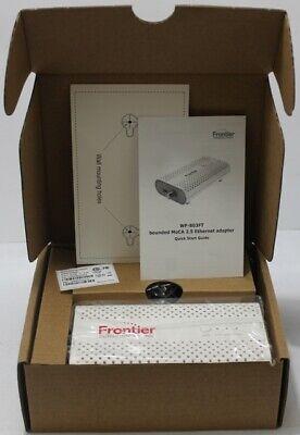 Frontier WF-803FT MoCa 2.5 Ethernet Network Adapter