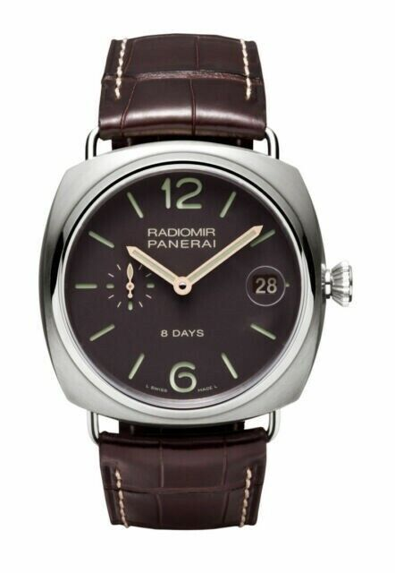 Panerai Radiomir PAM000346 45MM 8 Days Titanium  Brand New RRP 19000 NO RESERVE - watch picture 1