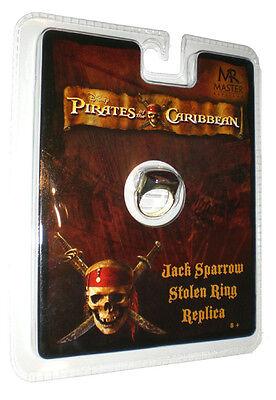 Jack Der Pirat-kostüm (Jack Sparrow Stolen Ring Fluch der Karibik Schmuck Pirat Kostüm Fasching)