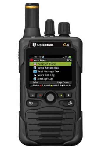 Unication G4 P25 700/800 Pager with FREE 5 YEAR WARRANTY