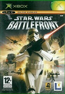 Star Wars: Battlefront (Xbox) - Genuine Original Game - Reduced Price Sale