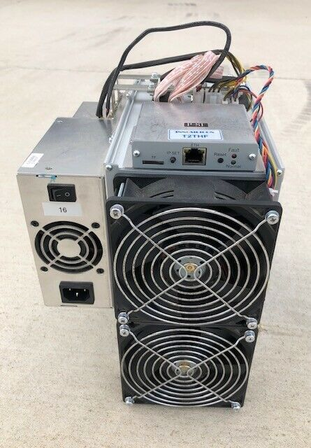 Innosilicon T2THMF 30Th/s Bitcoin ASIC Miner not(antminerS9,S15,S17,T3)