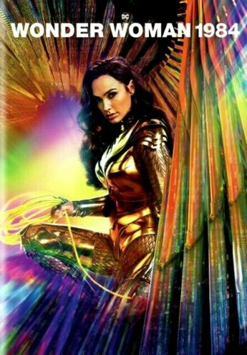 Wonder Woman 1984 [DVD] [2020]>>>NEW<<<