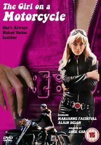 The Girl On A Motorcycle [DVD], 5060082518461, Marianne Faithfull, Alain Delon,.