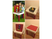 Sand and water table brand new