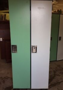 Oversized Double And Single Lockers