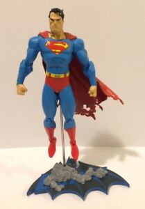 SUPERMAN HUSH SERIES ACTION FIGURE BY JIM LEE / PLUS A FREE ...