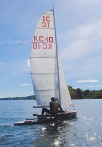 For sale sailboat IC