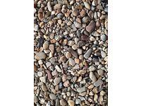 Aggregates (Stone / sand / topsoil / pea gravel)