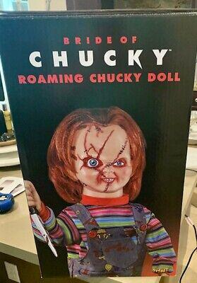 2 Ft Bump 'N Go Chucky Animatronics – Decorations