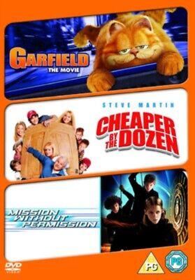 GARFIELD THE MOVIE CHEAPER BY THE DOZEN