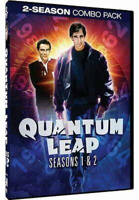 QUANTUM LEAP SEASONS 1 AND 2 EACH IN SEPARATE SEALED SLEEVE BRAND NEW