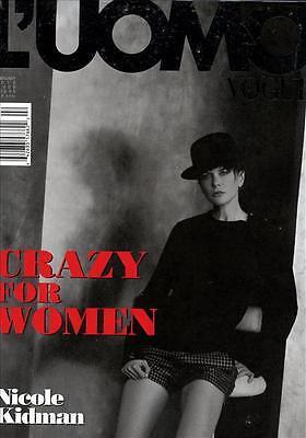 Vogue Luomo Magazine 2 2010 Tyra Banks Nicole Kidman