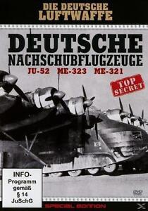 unbekannt - Deutsche Nachschubflugzeuge im 2. Weltkrieg