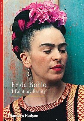 Frida Kahlo: 'I Paint my Reality' (New Horizons) (Paperback), Bur. 9780500301234