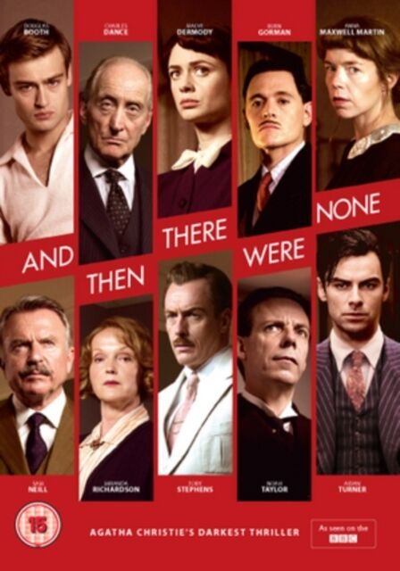 And Then There Were None [DVD], 5036193032868, Aidan Turner, Charles Dance, Dou.