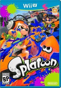 Wanted: Wii U Splatoon Game