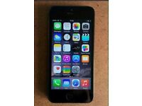 iPhone 5 16GB Unlocked to all Networks Good Condition Can Deliver