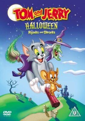 Nuovo Tom e Jerry - Halloween Hijinks & Shrieks DVD
