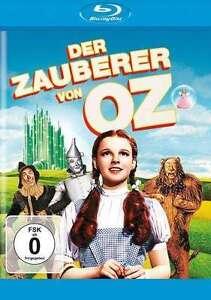 EL-MAGO-DE-OZ-Wizzard-Of-JUDY-GARLAND-75-Aniversario-BLU-RAY-Nuevo