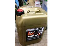 Engine Oil/10W-40