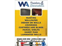 Painters decorators and flooring experts
